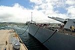 USS Missouri - View of the Bow (6179881091).jpg