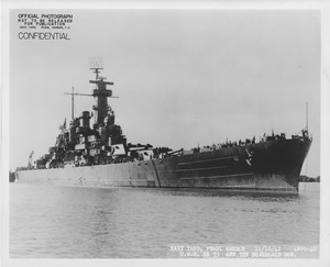 USS North Carolina front starboard view NARA 19LCM-BB55-4899-42.tif