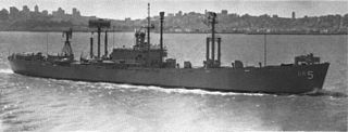 USS <i>Scanner</i> (AGR-5)