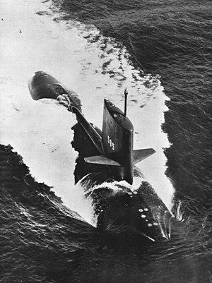 USS Skipjack (SSN-585)