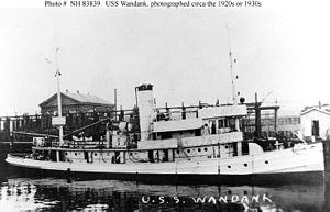 USS Wandank (AT-26)