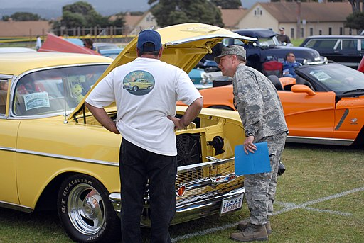 US Army 53009 Car Show brings good turnout