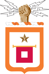 US Army Signal-Corps-Coat-Of-Arms