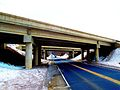 US Hwy 18-151 Overpass at Fitchrona Rd - panoramio.jpg