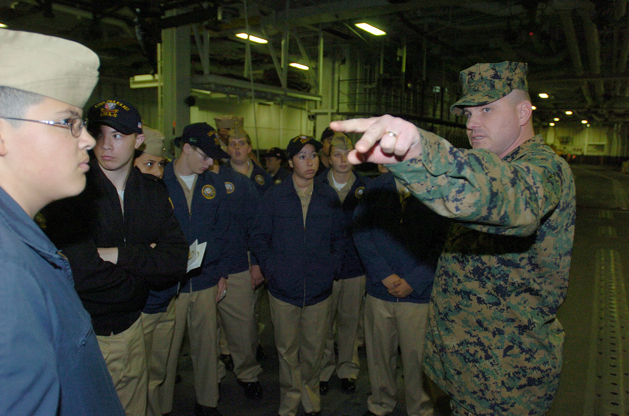 Reserve Officer Training Corps (ROTC) Program