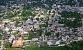 US Navy 100121-M-8752R-026 An aerial view of the damage to the town of Leogane after a 7.0 magnitude earthquake caused severe damage in and around Port-au-Prince, Haiti Jan. 12.jpg