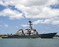 US Navy 100624-N-4281P-087 The guided-missile destroyer USS Benfold (DDG 65) arrives at Joint Base Pearl Harbor-Hickam.jpg