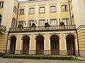 UW Pałac Kazimierzowski tył.JPG