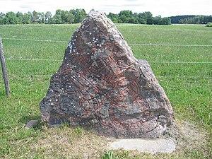 Jarlabanke Runestones - The runestone U 142.