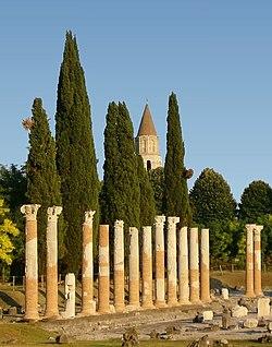 Античният форум в аквилея