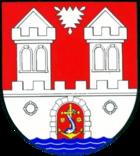 Das Wappen von Uetersen
