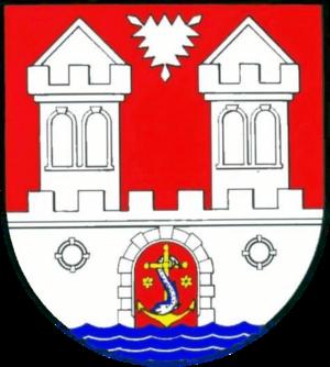 Uetersen - Image: Uetersen Wappen
