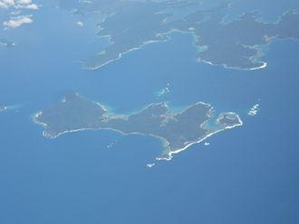 Amami Islands - Image: Ukejima