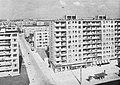 Ulica Niska widziana z ul. Marchlewskiego w latach 60 XX wieku.jpg