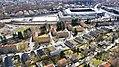 Ullevaal Stadion, Ring 3, Nils Bays vei, Konvallveien (29. april 2018).jpg