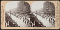 Under the Grand Old Flag again, Grand Army Reunion, Buffalo, N.Y., U.S.A., Aug. 25, 1897. (Parade.), from Robert N. Dennis collection of stereoscopic views.png