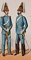 Uniform för Livgardet till häst 1845.jpg