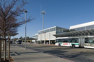 Union City, California - Union City Bay Area Rapid Transit (BART) station