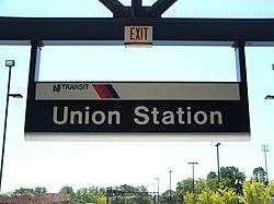 Union station (NJ Transit)