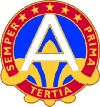 United States Army Central - Image: United States Army Central DUI