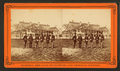 United States Barracks, at St.Augustine, Florida, formerly the Old Spanish Convent, from Robert N. Dennis collection of stereoscopic views.png