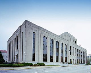 Federal Building and United States Courthouse (Sioux City, Iowa) United States historic place