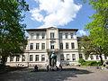 Universitato de Hajdelbergo - anatomia ĝardeno b.JPG