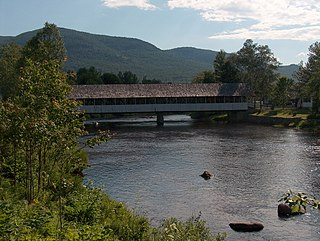 Upper Ammonoosuc River river in the United States of America