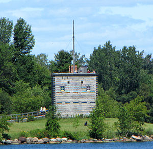Upper Canada Village - Telegraph Signal Tower