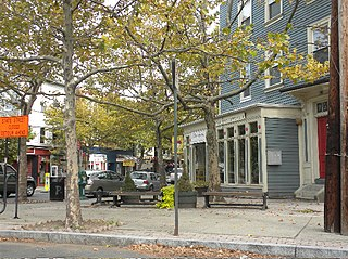 Upper State Street Historic District United States historic place