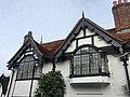 Upper windows of The Old House, Church Lane, Great Missenden 1332519.jpg