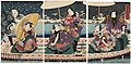 Utagawa Kunisada II - A Theatrical Boat Ride in the Snow.jpg