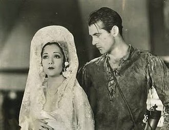 Wolf Song - Lupe Velez and Gary Cooper