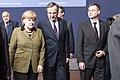 V.Dombrovskis piedalās Eiropadomes sanāksmē (8454530180).jpg
