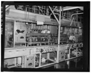VIEW OF THE GENERAL CHEMISTRY LABORATORY IN BUILDING 881. (4-12-62) - Rocky Flats Plant, General Manufacturing, Support, Records-Central Computing, Southern portion of Plant, HAER COLO,30-GOLD.V,1Q-19.tif