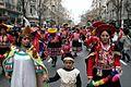 VISTOSO PASACALLE, ACTIVIDAD PRINCIPAL DEL MES CULTURAL DEL PERÚ PERUBA2010, RECORRIÓ CALLES DE BUENOS AIRES (4835255639).jpg