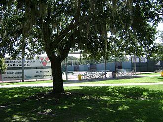 Valdosta State Blazers - VSU Tennis Courts