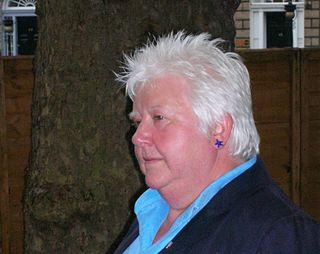 Val McDermid Scottish crime writer