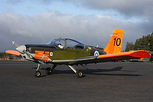 Military Trainer Aircraft