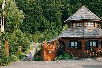 House - A Székely house in Székely Land, Transylvania, Romania