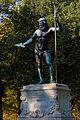 Vater-Rhein-Brunnen - Argentorato Statue.jpg