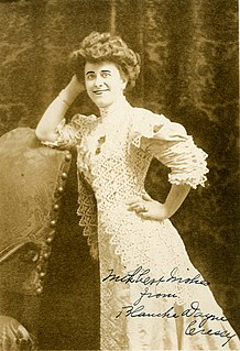 Blanche Dayne American actress
