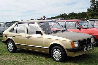 Vauxhall Astra - Vauxhall Astra Mark 1 5-door hatchback