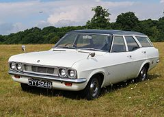 Vauxhall Victor FD estate registered April 1970 now 3294cc per dvla.jpg
