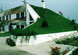 Veljko Milkovic eco-house