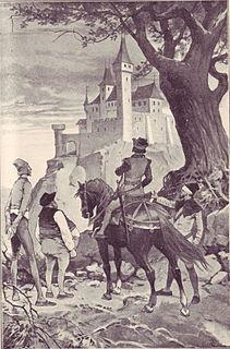 The Six Servants European fairy tale