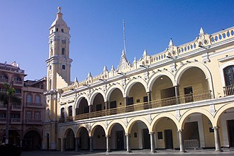 Veracruz (city) - Municipal Palace of Veracruz