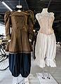 Verkehrsmuseum Dresden Replika Damenfahrradkostüm - Damenunterwäsche um 1895 III.jpg