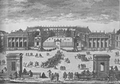 Versailles in circa 1670 as left by Le Vau by Adam Parelle.png