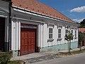 Veszprém 2016, műemlék lakóház, Eszterházy Antal utca 18.jpg